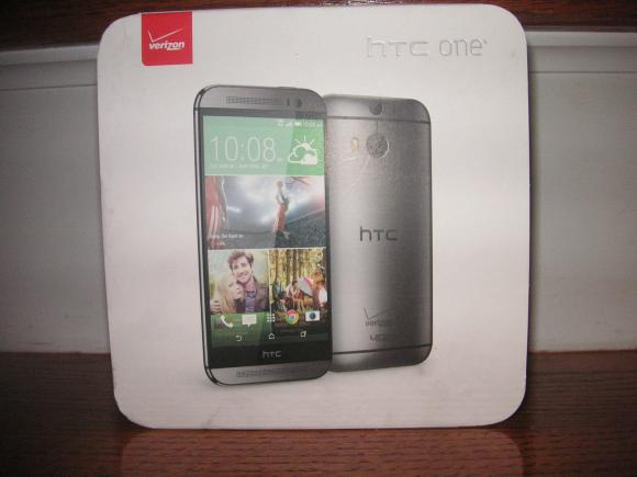 Packaging of All new HTC One appears on Ebay