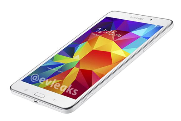 Samsung Galaxy Tab 4 gets an early appearance