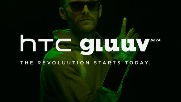 HTC introduces its first wearable, the HTC Gluuv Beta