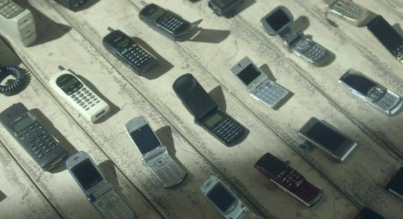 SK Telecom celebrates 30 years of mobile with an orchestra of vintage phones and pagers