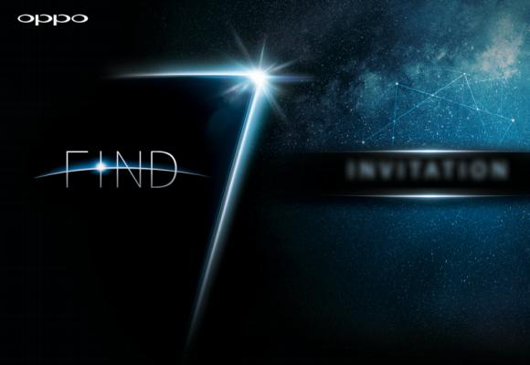 Oppo Find 7 launching in Malaysia on May 7th