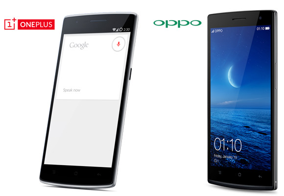 Is OnePlus a spin off smart phone brand under Oppo?