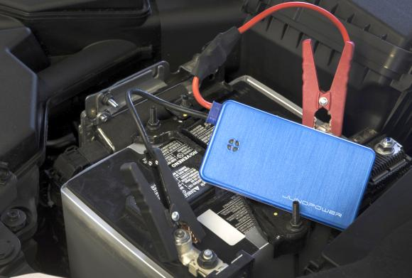 JUMPR Battery Pack that's powerful enough to jump start a dead car