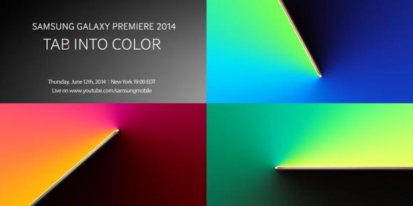 Samsung to announce its new high-end tablets with AMOLED display next month