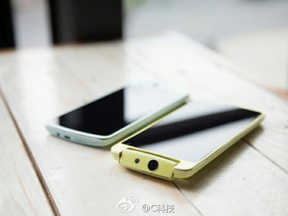 Oppo N1 mini gets leaked with multiple colour options