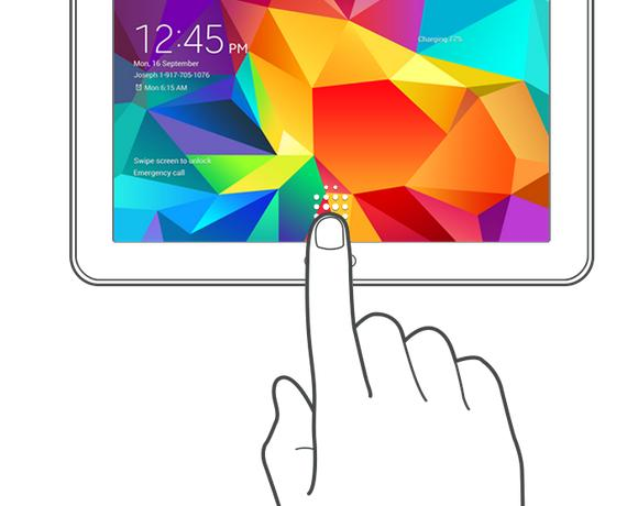 Upcoming Samsung Galaxy Tab S to get fingerprint scanner and Ultra Power Saving Mode