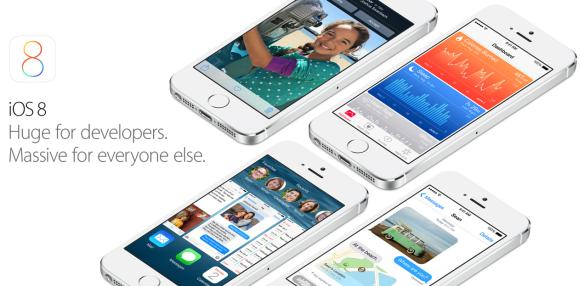 iOS 8 Announced: Offering refined Interface with more sharing and continuity features