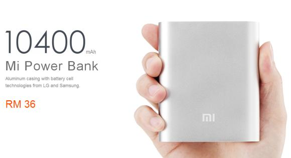 5,000 Mi Power Bank sold out slightly more than a minute
