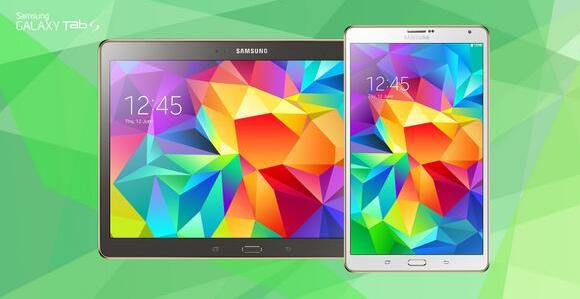 Samsung Galaxy Tab S flagship tablet announced in 8.4″ and 10.5″ sizes