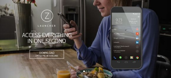 Z Launcher: This really good Android launcher from Nokia shows what could have been
