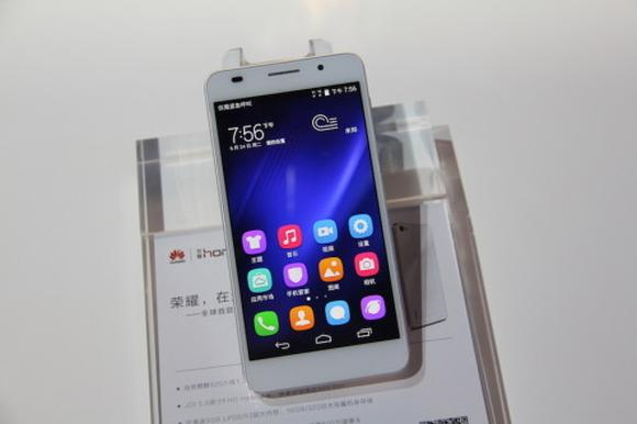 Huawei Honor 6 announced with Octa-Core processor and Cat 6 4G LTE
