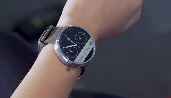 VIDEO: Official Moto 360 Hands-on video