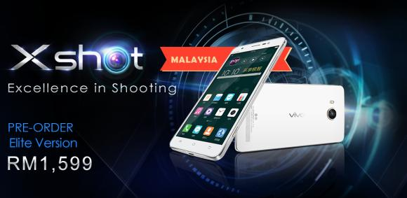 Vivo Xshot now available for pre-orders in Malaysia