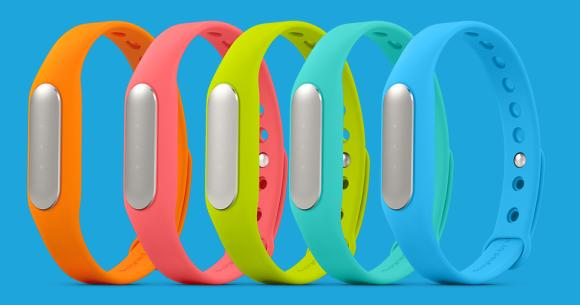 Xiaomi introduces the Mi Band, its first wearable device