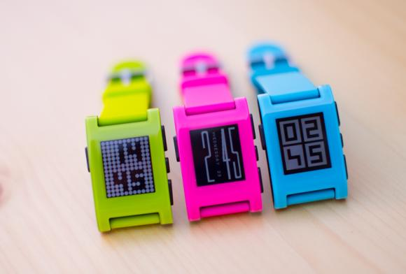 Pebble freshes up its Smart Watch with 3 new Limited Edition colours