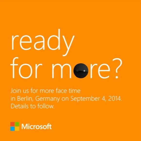 Microsoft to announce new devices at IFA. Lumia 730 and Lumia 830 tipped to be revealed