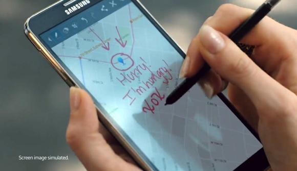 Samsung releases another Galaxy Note 4 teaser on crafting with the S-Pen