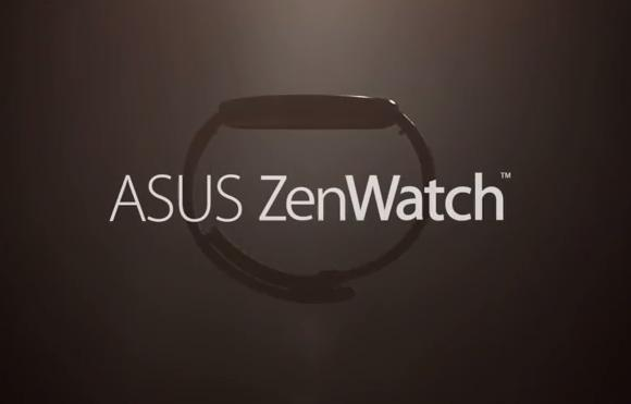 ASUS's smart watch is called the ZenWatch