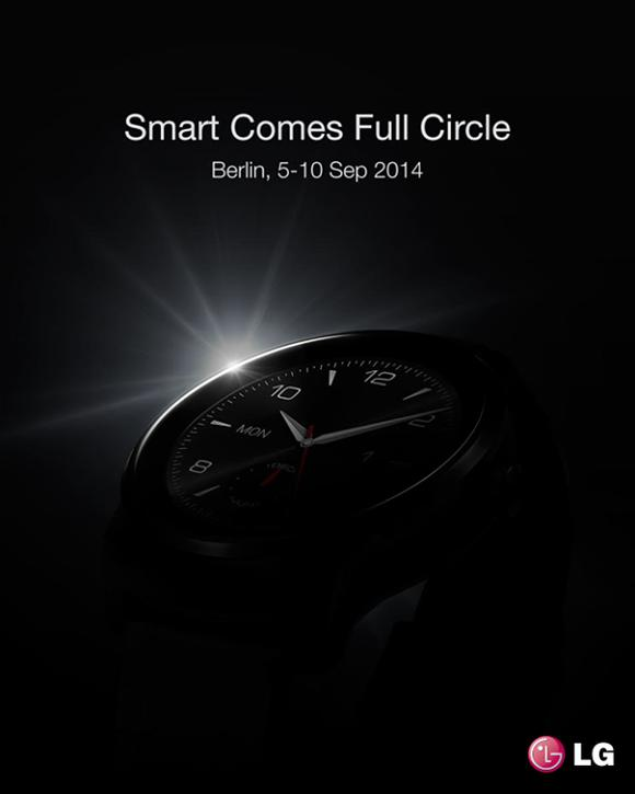 LG releases another round smart watch teaser