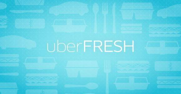 Uber trials food delivery with UberFresh in the US