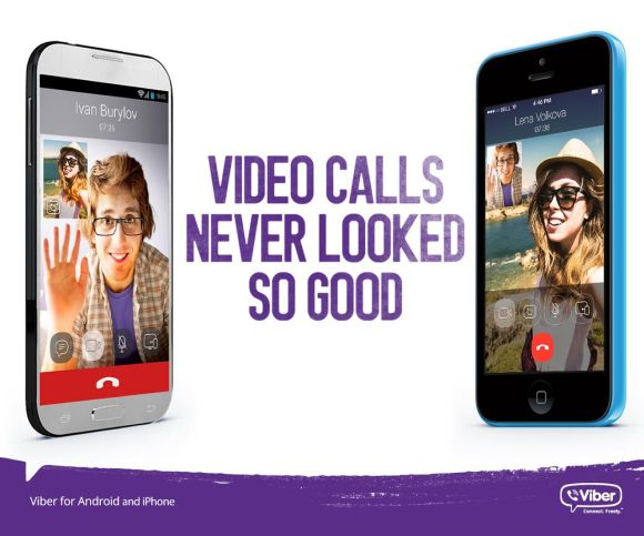 Viber adds Mobile Video Calls and further improves user experience