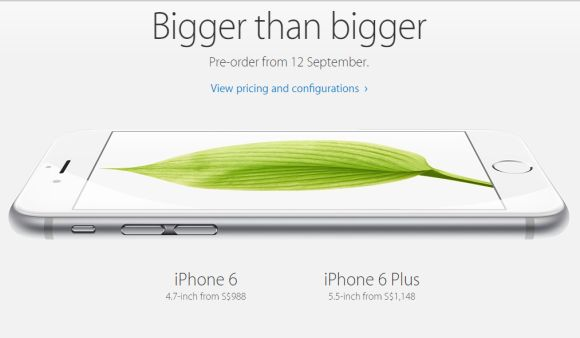 iPhone 6 and iPhone 6 Plus prices will make you weep