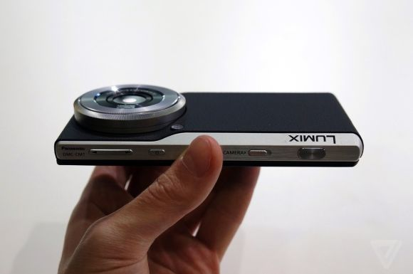 Panasonic sets the standard for phone cameras
