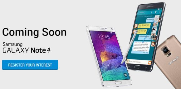 DiGi starts registration of interest for the Galaxy Note 4