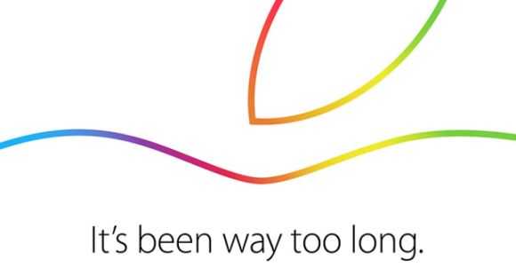 Apple's 16th October Event confirmed. New iPads and Macs to be announced