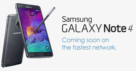 Celcom is also offering the Galaxy Note 4 on contract