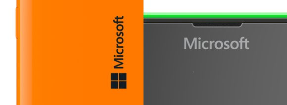 Lumia smart phones now branded as Microsoft. Nokia brand remains for feature phones
