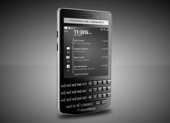 BlackBerry Porsche P'9983 now available in Malaysia