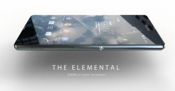 Is this the new Sony Xperia Z4?