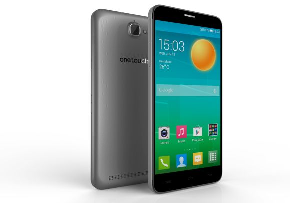 Alcatel  says it makes one of the best selfie phones in the world