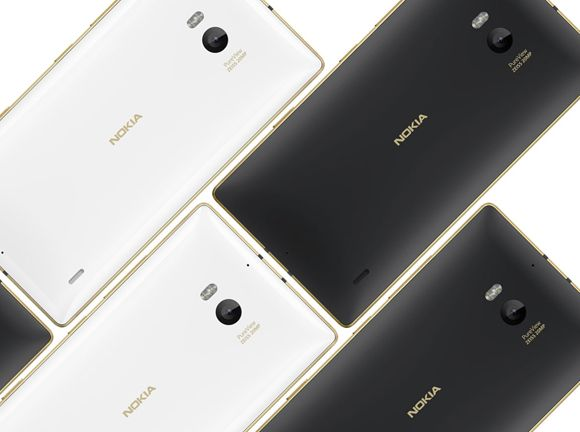 Microsoft blings up the Lumia 830 and Lumia 930 with Gold Editions
