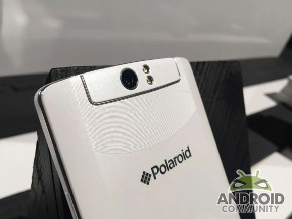 Polaroid's first smart phone looks like a ripoff of the OPPO N1