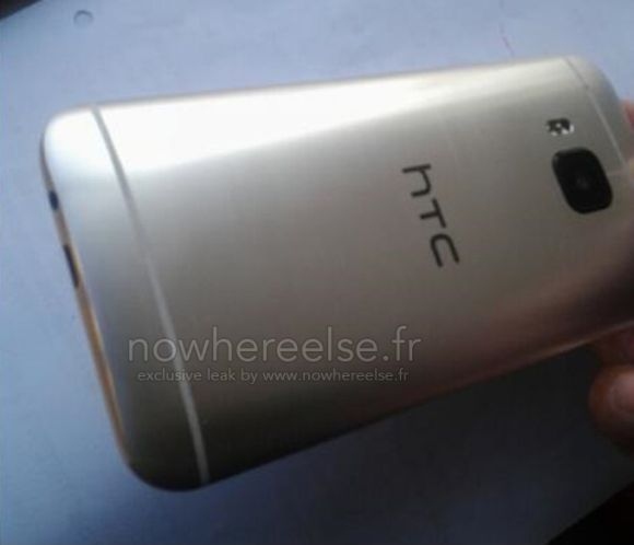 Alleged HTC One M9 leaked. Looks like the current One