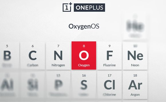 OnePlus's new ROM is called OxygenOS