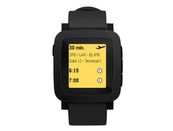 New colour-display Pebble leaked ahead of announcement