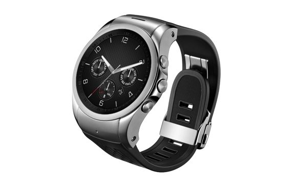 LG introduces World's First 4G LTE smart watch