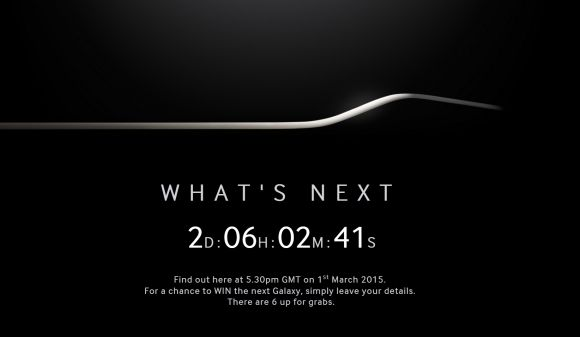 Samsung Galaxy S6 launch: Watch it live as it happens