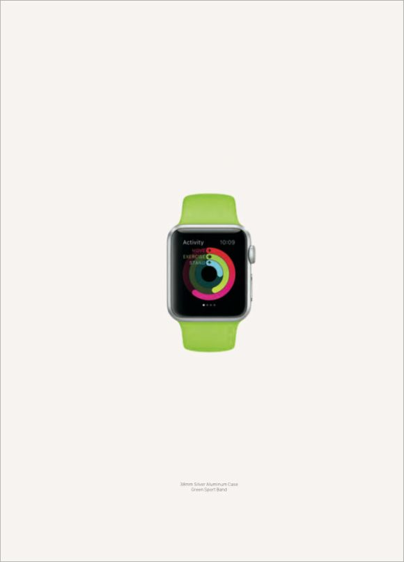 These Apple Watch ads are stunning to look at