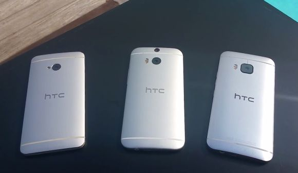HTC One M9 leaked and compared with previous Ones