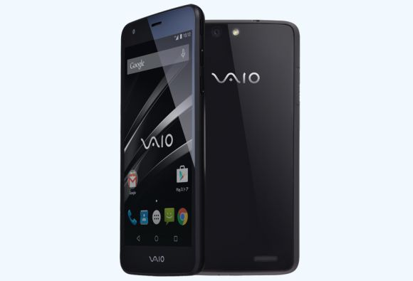 VAIO introduces its first smart phone