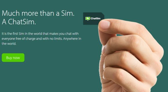 ChatSIM with unlimited messaging worldwide will be available in Malaysia