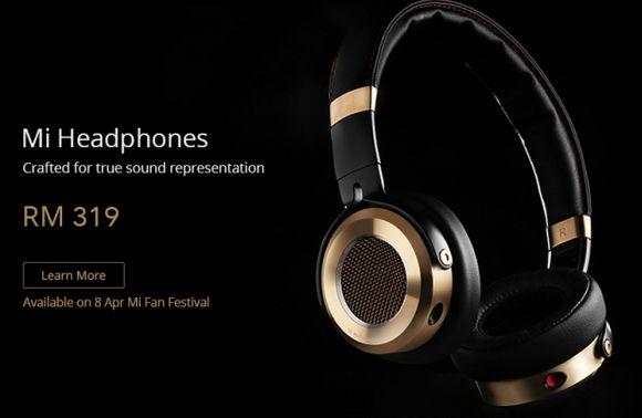 Xiaomi's premium Mi Headphones goes on sale on 8th April