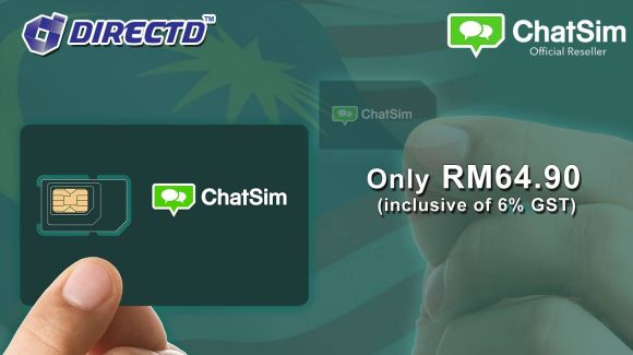 ChatSIM is now open for pre-orders in Malaysia