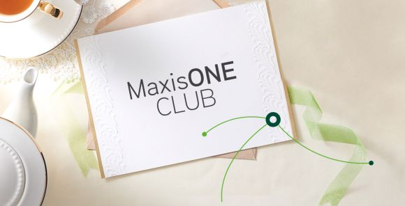 Unlock a world of rewards with MaxisONE Club