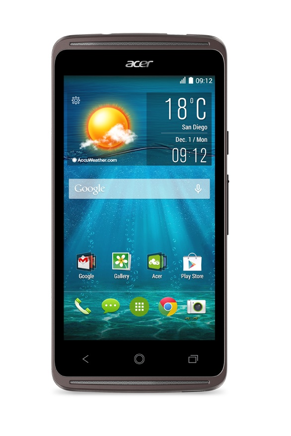 Acer Liquid Z410 smartphone now in Malaysia