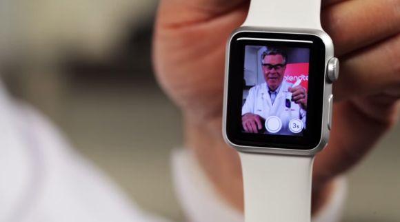 Will it Blend: Apple Watch Sport